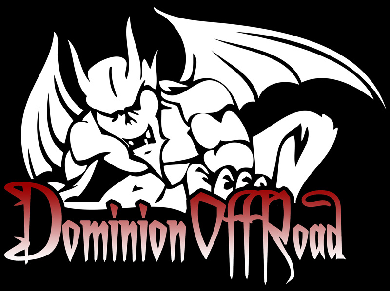 Dominion Off Road Jeep Logo